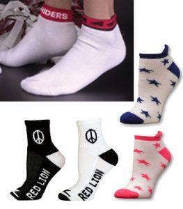 Footies, Ankles & Quarter Socks